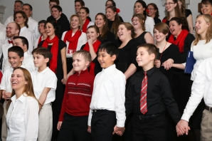 Joined by the LIFE Youth Choir